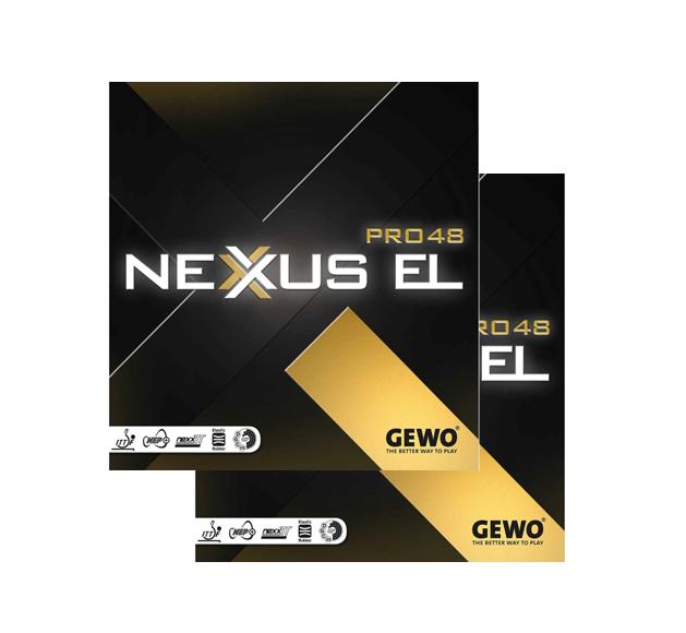 GEWO Belag Nexxus EL Pro 48