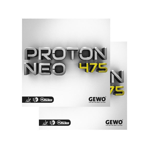 GEWO Belag Proton Neo 475