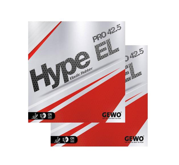 Gewo Belag Hype EL Pro 42.5