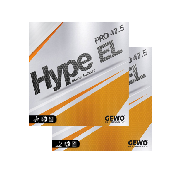 Gewo Belag Hype EL Pro 47.5