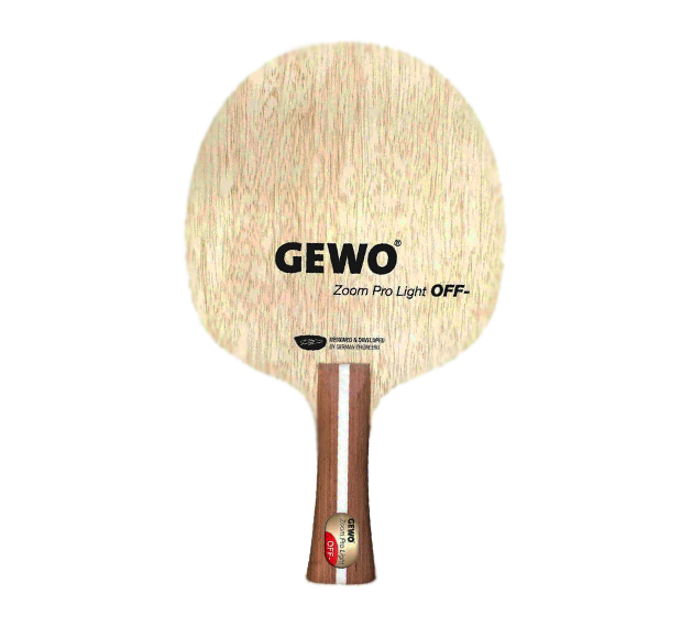 Gewo Holz Zoom Pro Light Off- Konkav Schmal