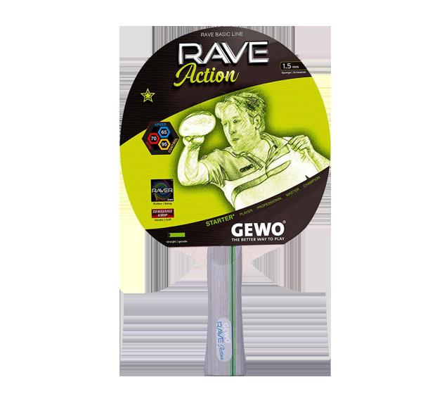 GEWO Schläger Rave Action