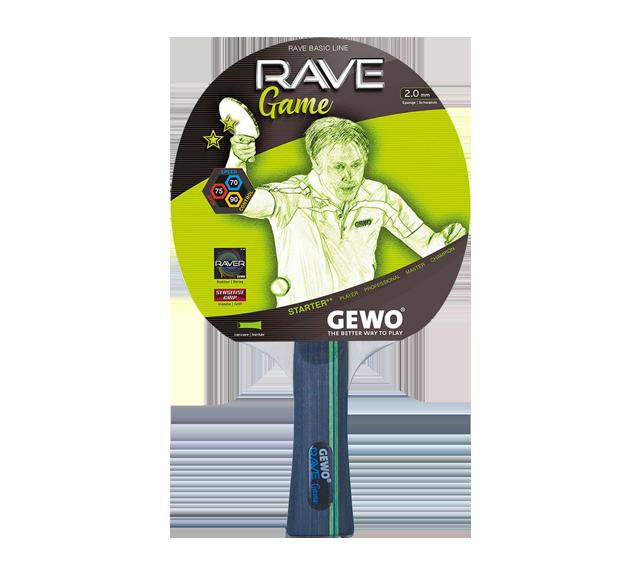 GEWO Schläger Rave Game