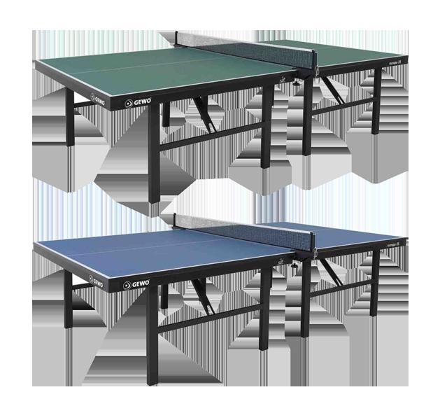 Gewo Tisch Europa 25